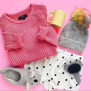 Chunky Knitted Sweater GAP